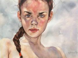 She by ivosirakov