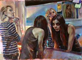 The mirror by ivosirakov