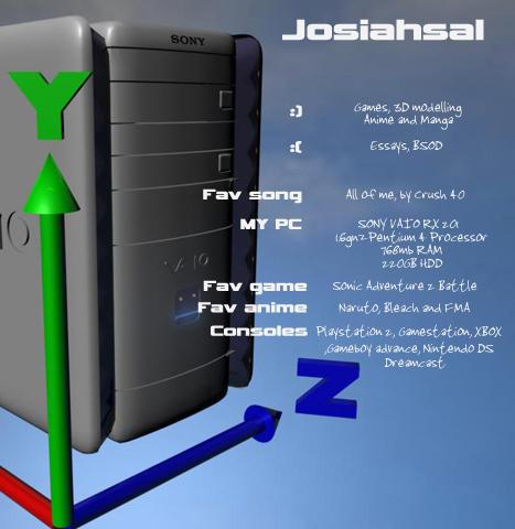 Josiahsal's Profile Picture