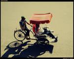 Pedicab in Ha Noi