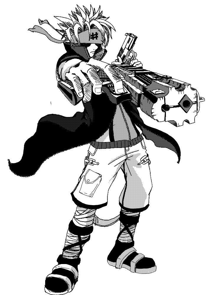 Faucheur le manga fan works forums mangas france - Image de personnage de manga ...