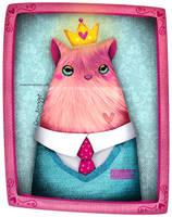 My Pink Kitty by iMais