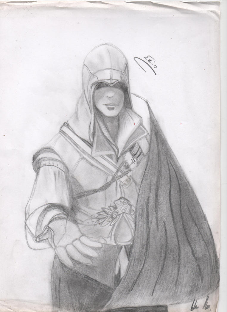 Ezio by staroceangeek09