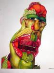 Fruity creation by SMichanczyk