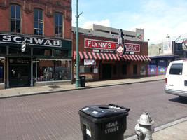 Walking Memphis II