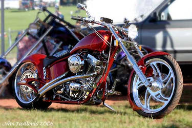 Motorcycle by PavSys