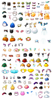 FREE TO USE || HATS + OTHERS