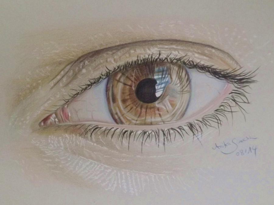 The Boyfriends Eye by neonschwarz
