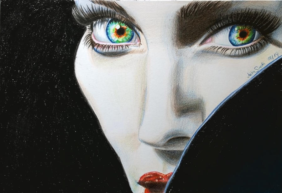 Maleficent by neonschwarz