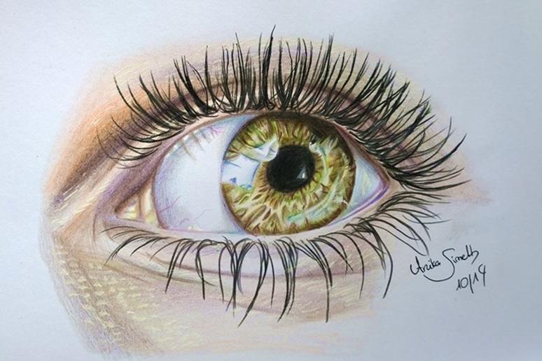 Green Eye by neonschwarz