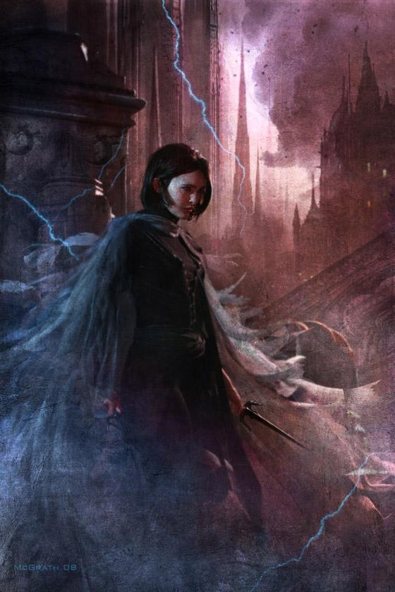 Mistborn by SeraphOfTheRain