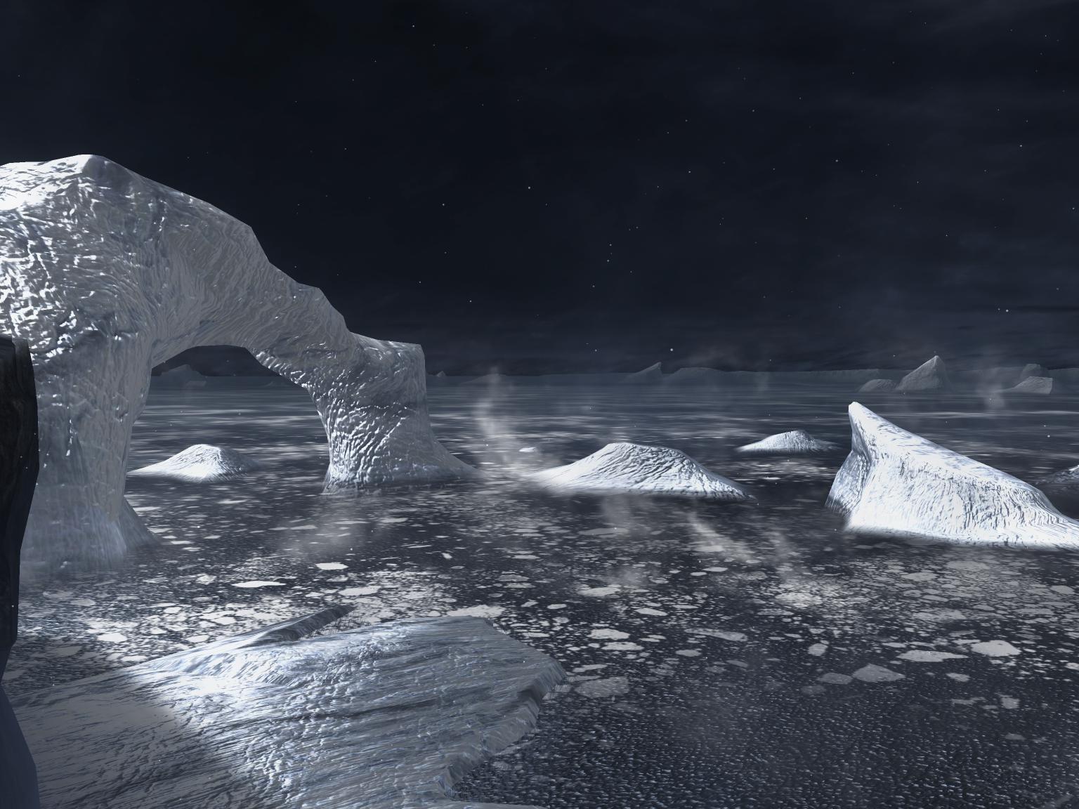 Halos Arch by IcyAlaska