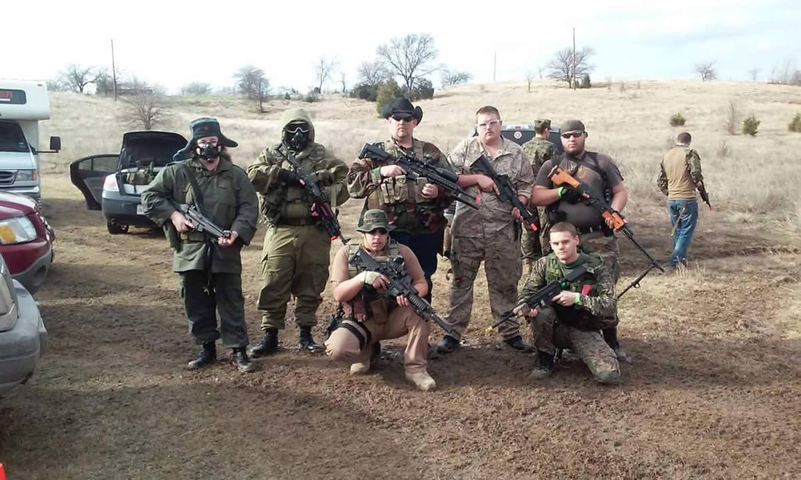 FBS Airsoft Squad by IcyAlaska
