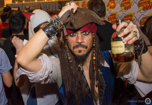 Captn. Jack Sparrow - Cosplay