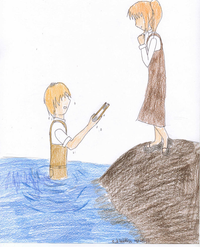 day liesel and rudy the book thief by starfireelf on day 28 liesel and rudy the book thief by starfireelf15
