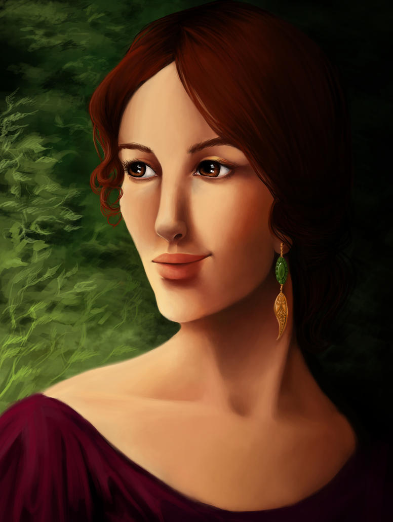 Lady Elizabeth d'Arton by KnavesAndKnots