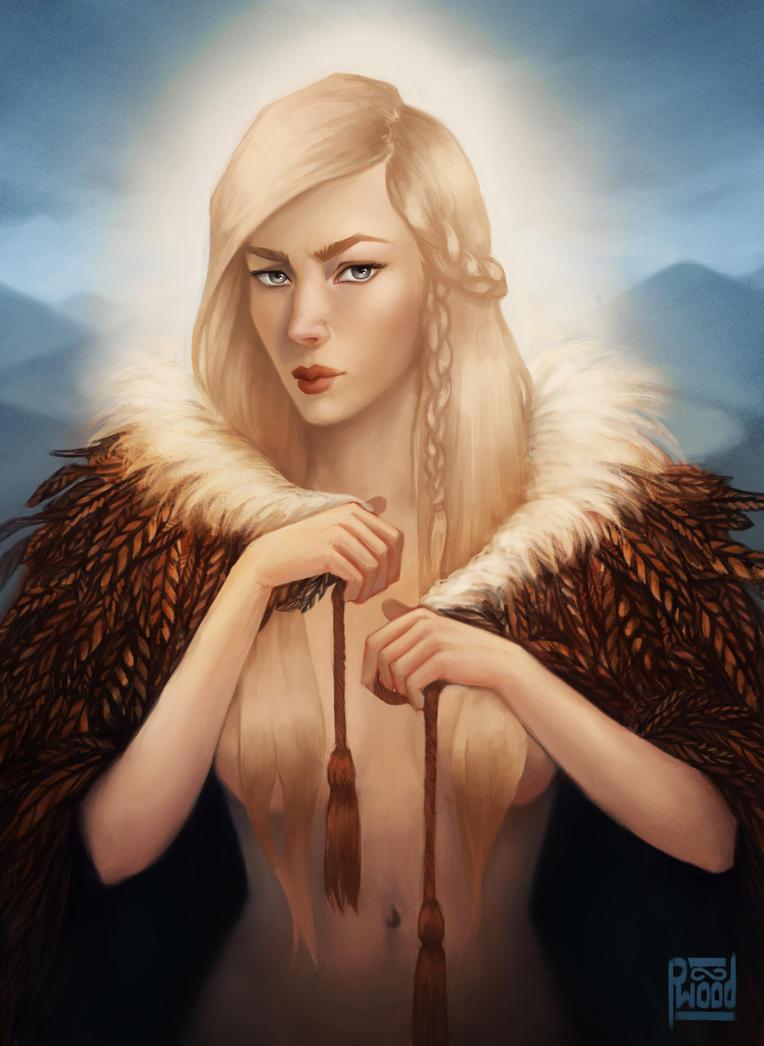 Freyja by KnavesAndKnots