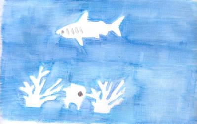 Oceanic hide and seek by Lindsl