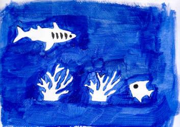 Oceanic hide and seek 2.0 by Lindsl