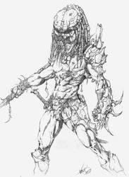 Elder Predator by tdm-studios