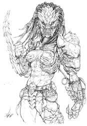 FEMALE PREDATOR 2 by tdm-studios