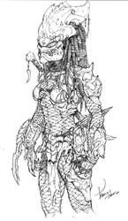 FEMALE PREDATOR 3 by tdm-studios