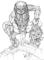 Predator Hunter by tdm-studios