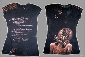 Good Left Undone T-Shirt by PiscesMoon