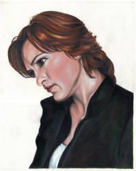 Det. Olivia Benson by Earthangie