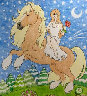 Horse, my spirit animal