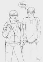 Cynthia y Luke by Hawk-619