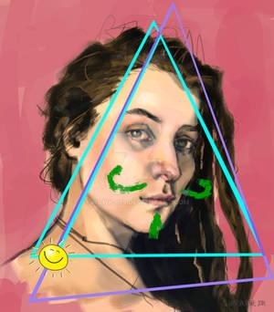 Selfportrait 2018