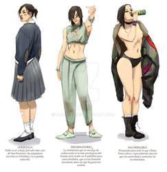 Faith outfits