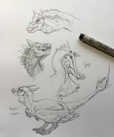 Dragon Doodles 2