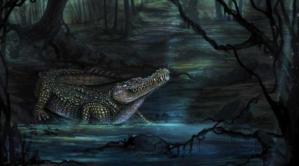A Predator's lair by Seamus-Design