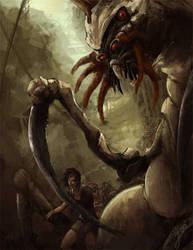 Hunter's Intent by likaspapaya