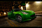 Do-Luck Widebody Nissan 370Z