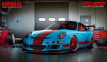 Flat 6 Motorworks Porsche GT3