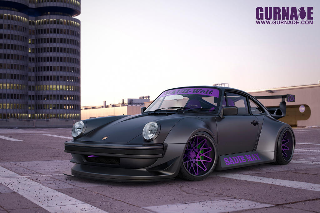 RWB Porsche 911 Turbo