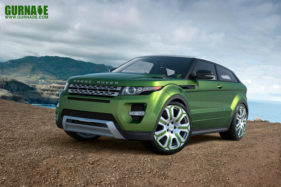 range rover evoque by gurnade on deviantart. Black Bedroom Furniture Sets. Home Design Ideas