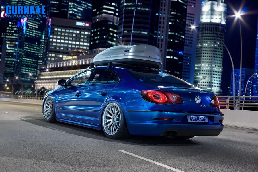 Volkswagen CC by Gurnade