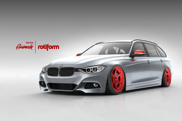 BMW F31 by Gurnade