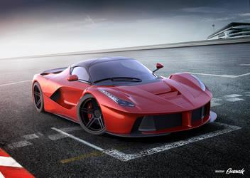 Ferrari LaFerrari by Gurnade