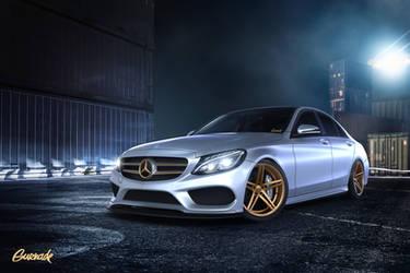 Mercedes-Benz C-Class by Gurnade