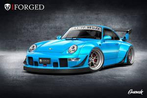iForged/RWB Porsche 993