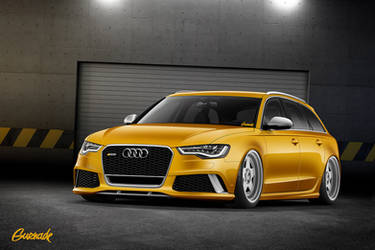 Audi RS 6 by Gurnade