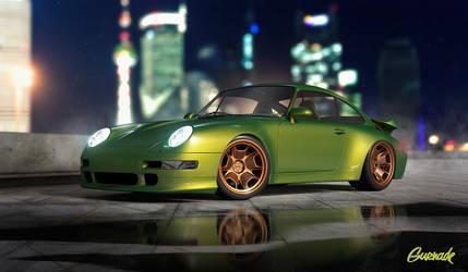 Gurnade Porsche 911 Turbo (993) Version II by Gurnade