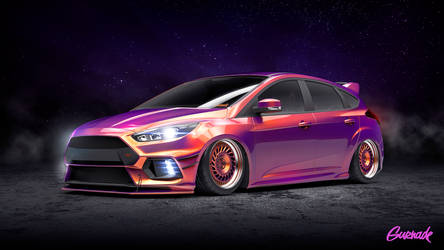 Gurnade Ford Focus RS