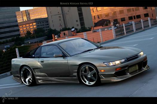 Bomex Nissan Silvia S32