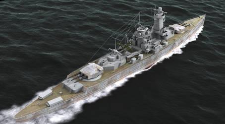 Graf Spee : Tutorial-WIP 5